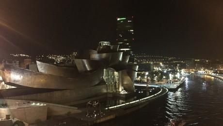 Guggenheim Bilbao isaenlive